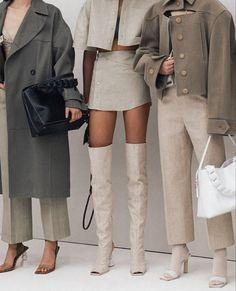 Fashion Gone rouge Trend Fashion, Seoul Fashion, Fashion 2020, New York Fashion, Look Fashion, 90s Fashion, Runway Fashion, High Fashion, Winter Fashion