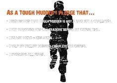 Tough mudder can't wait !