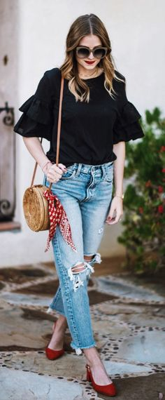 108 Hot Summer Outfit Ideas To Try Right Now #summer #outfit #style Visit to see full collection