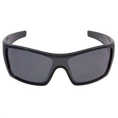 Óculos de Sol Oakley Batwolf Preto com Lente Preta Iridium - OO910101 61f222c776