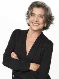 Aos 75 anos, Betty Faria faz 50 anos de carreira neste mês e diz que deverá voltar à TV em breve (Foto: Rodrigo Lopes)