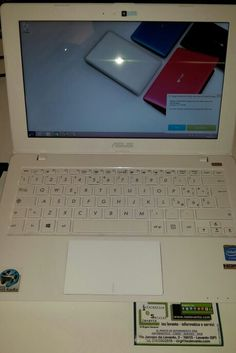 "ASUS VivoBook, display 11,6"" - Windows 8.1!"