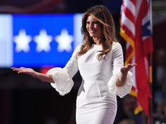 Melanie Trump joins Hillary Clinton, Barack Obama, Joe Biden, and even Michelle Obama as accused plagiarists.