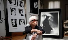 """""""in looking at them i got a little intrigued, and i took them into the darkroom, and i started to do my own thing on them,"""" she told the times. """"i was able to make my own choices."""" • lillian bassman, fashion and fine-art photographer, dies at 94 • RIP"""
