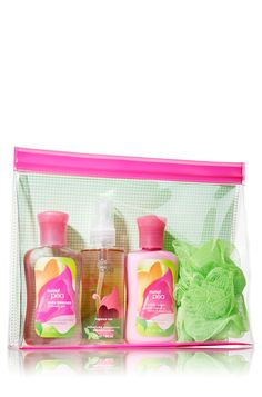 Sweet Pea Minis To Go Gift Set - Signature Collection - Bath & Body Works