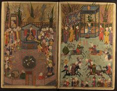 The National Library of Israel Will Digitize 2,500 Rare Islamic Manuscripts | Smart News | Smithsonian Magazine The Siege, Go Online, Poetry Collection, Islamic World, Plant Illustration, Sufi, 15th Century, The Guardian, Mystic