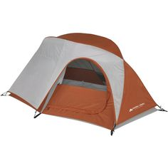 Ozark Trail 1 Person Outdoor Hiking Backpacking Hiker Shelter Camping Tent NEW Best Backpacking Tent, Solo Camping, Hiking Tent, Best Tents For Camping, Camping Games, Tent Camping, Camping Gear, Camping Outdoors, Ultralight Backpacking