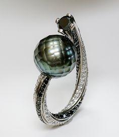 2013 International Pearl Design Contest Winner by Darryl Alexander