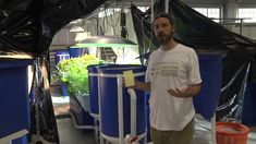 very educational!Aquaponics at Kentucky State University Aquaculture Research Center