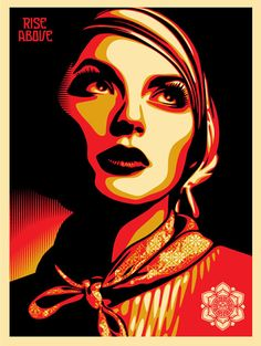 Obey 'Rise Above Rebel'