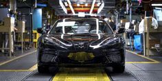 Chevy's parent company General Motors has confirmed that production of the 2020 Corvette will officially kick off today. Chevrolet Corvette Stingray, General Motors, Bentley Continental Gt, Hyundai Sonata, Chevy, Toyota Supra, Bowling, Nascar, Detroit