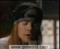 Patience Guns N Roses.  Ahhh the hours upon hours I spent listening to this song :-)