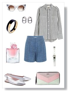 № 483 by tigrpuh on Polyvore featuring мода, 10 Crosby Derek Lam, Diesel, Marni, Marc Jacobs, Thierry Lasry, Charlotte Russe and Lancôme