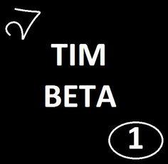 #TimBeta #OperaçãoBetaLab #BetaAjudaBeta #Blablablâmetro