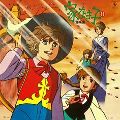 Remi - Elisa - Arthur e la signora Milligan Cartoon Cartoon, Cartoon Characters, Fictional Characters, Old Anime, Anime Guys, Manga Anime, Remi Sans Famille, Tms Entertainment, 80 Cartoons