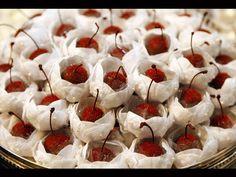 brigadeiro de cereja  Doces de casamento - Fotos - Noivas GNT