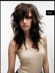 Brilliant Wavering Layers | Long Hairstyles   Shags, Layers U0026 Weaves |  Pinterest | Long Shag Haircut, Long Shag And Haircuts