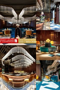 Tuya Restaurant by Mihai Popescu and Ovidiu Balan is Winner in Interior Space and Exhibition Design Category, 2019 - 2020. design, designer, restaurant, bar, interior, Tuya, Vienna, Bucharest