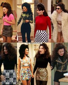 Fran Fine looks Hipster Outfits, Mode Outfits, Retro Outfits, Vintage Outfits, Throwback Outfits, Green Outfits, Grunge Outfits, Summer Outfits, Fashion Guys