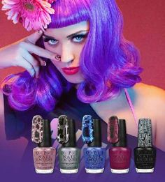 Crackle Nail Polish – Get the Crackle on Your Nails!: Katy Perry Crackle Nail Polish Design Hipsterwall ~ frauenfrisur.com Nails Inspiration