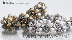 Záblesk třpytivých perlí