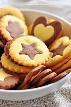 Cookies, Gifts, Food, Presents, Biscuits, Meal, Essen, Cookie Recipes, Gifs
