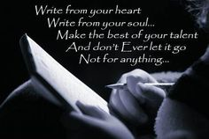 Just a writing note to encourage you to keep on writing, and to never give up. Here are a few quotes on writing by some famous authors. Writing isn't easy but sometimes, the best know what to sat when it's needed. Writing is something you do, it. Writing Skills, Writing Tips, Writing Prompts, Start Writing, Improve Writing, Favorite Quotes, Best Quotes, Favorite Things, Commitment Issues