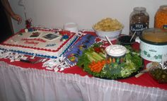 High School Graduation Party Ideas | Graduation Party Snacks http://www.graduationpartyplanner.com/apps ...