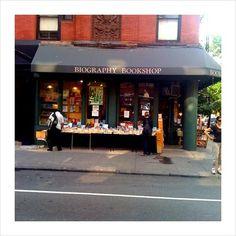 biography bookshop - review
