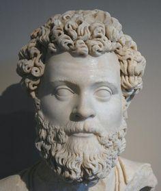 Lucius Septimius Severus: emperor of the Roman world (193-211).