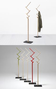 Twig Coat Stand - Jamie McLellan - NZ