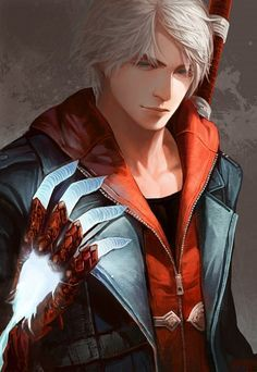 Nero Devil may cry 4