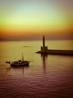 Old Port of Chania,Island of Crete by Dimitris Sakkos on 500px