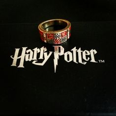my gryffindor ring