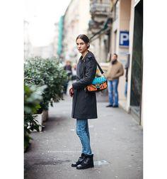 Model Off Duty | Mijo - Stockoholm Streetstyle