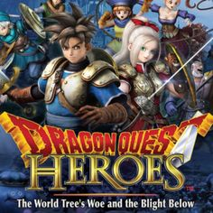 Dragon Quest Heroes | PRODICAS