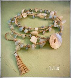 Tassel Necklace, Jewelry, Tes, Jewellery Making, Jewlery, Jewelery, Jewerly, Fine Jewelry, Jewels