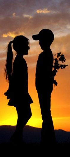 Friendship • photo: docent on http://www.shutterstock.com/pic-64966888/stock-vector-silhouette-of-the-boy-and-girl-friendship.html?tpl=77643-108110&utm_campaign=Idee%20Inc.&irgwc=1&utm_source=77643&utm_medium=Affiliate