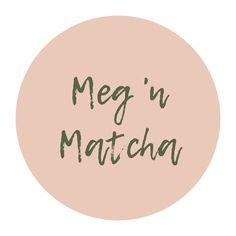 Meg 'n Matcha is a blog that focuses on wellness, healthy food, mindfulness, and holistic wellness and overall wellbeing Holistic Wellness, Wellness Tips, Healthy Food, Healthy Recipes, Matcha, About Me Blog, Mindfulness, Positivity, Health Foods