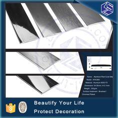 KSL Global Group aluminum wide carpet transition strip