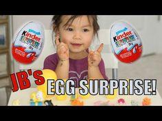 Julianna's Egg Surprise! - itsMommysLife