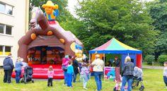 Grand City Property - Kinderspaß und Grillwürstchen in Marl – Sommerfest von GCP voller Erfolg - Immobilien - Wohnung mieten Deutschland - Wohnungen deutschlandweit