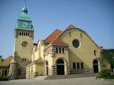 The Church in Qingdao