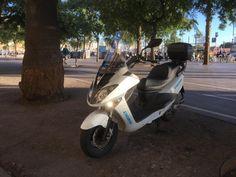 Cooltra Motos (vespa rental) - Barcelona