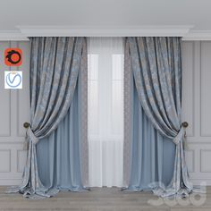 This type of photo is definitely a very inspirational and terrific idea - Curtains Living Room Decor Curtains, Living Room Decor Cozy, Home Curtains, Curtains With Blinds, Luxury Curtains, Elegant Curtains, Modern Curtains, Home Room Design, Interior Design Living Room