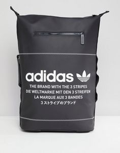 99dd1d4e13f4 adidas Originals NMD Backpack In Black DH3097