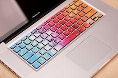 macbook keyboard cover macbook pro Skin by freestickersdecal