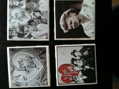 I love Lucy coasters!!!