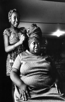 """Ghana, 1970  From Ken Heyman's """"Mothers"""" collection."""