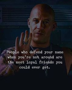 positive quotes & Positive Quotes : People who defend your name when youre not around are the most loyal. - most beautiful quotes ideas Quotes Loyalty, Wisdom Quotes, True Quotes, Great Quotes, Motivational Quotes, Inspirational Quotes, Quotes Quotes, Lyric Quotes, Inspiring Sayings